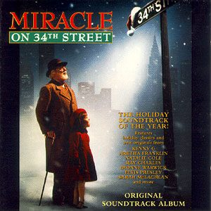 Miracle on 34th Street original soundtrack