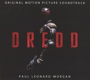Dredd original soundtrack