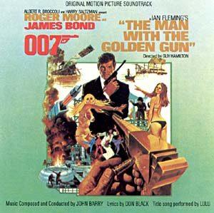 Man With The Golden Gun original soundtrack