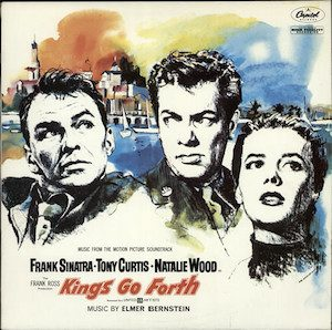 Kings Go Forth original soundtrack
