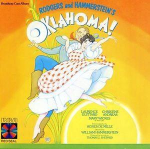 Oklahoma: Broadway cast original soundtrack