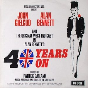 40 Years On original soundtrack