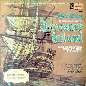 Treasure Island original soundtrack