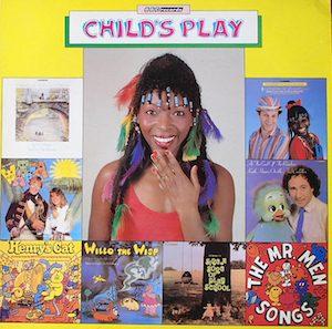 Child's Play original soundtrack