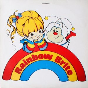 Rainbow Brite original soundtrack