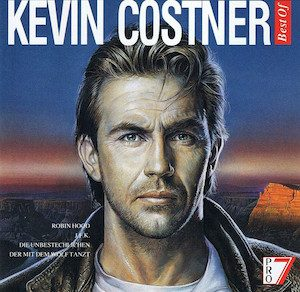 Kevin Costner: Best of original soundtrack