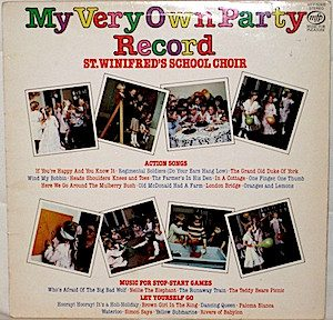 My Very Own Party Record original soundtrack