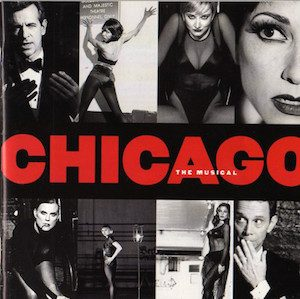 Chicago: The Musical original soundtrack