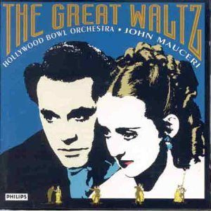 Great Waltz: Hollywood Bowl Orchestra original soundtrack