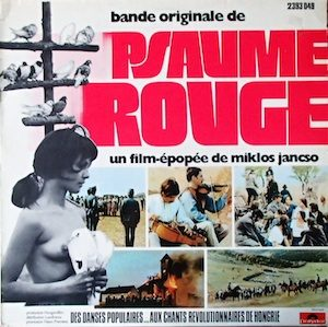Psaume Rouge (Meg Ker a Nèp) original soundtrack