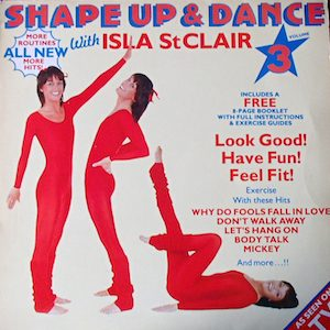 Shape Up and Dance with Isla StClair original soundtrack