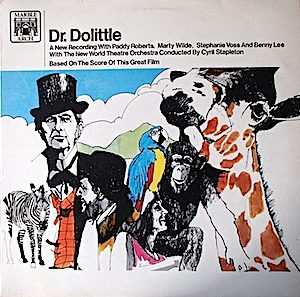 Dr Dolittle original soundtrack