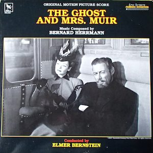 Ghost and Mrs Muir original soundtrack