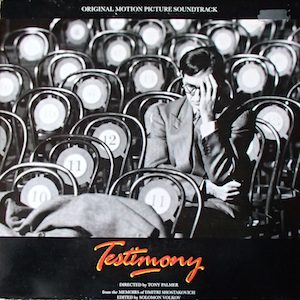 Testimony original soundtrack