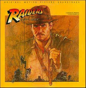 Raiders of the Lost Ark original soundtrack