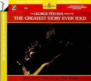 Greatest Story Ever Told original soundtrack