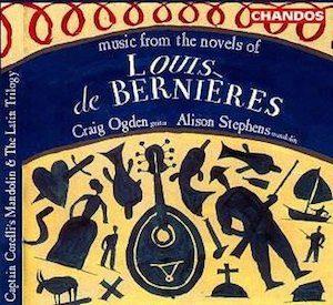 Music From The Novels Of Louis De Bernières original soundtrack