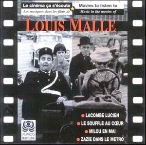 Lacombe Lucien, Le Souffle Au Coeur, Milou en Mai, Zazie Dans le Metro original soundtrack