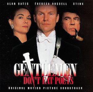 Gentlemen Don't Eat Poets original soundtrack