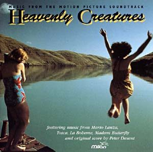 Heavenly Creatures original soundtrack