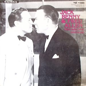 Jack Benny & Fred Allen (the radio feud continues) original soundtrack