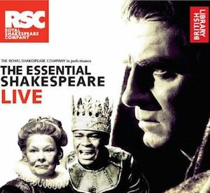Essential Shakespeare Live original soundtrack