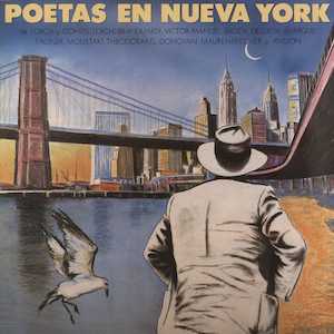 Poetas en Nueva York / Poets in New York original soundtrack