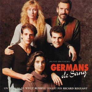 Germans de Sang - Blood Brothers original soundtrack