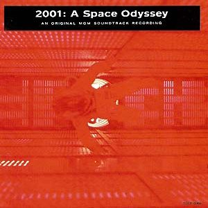 2001 - a space odyssey  - reissue original soundtrack