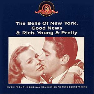 Belle of New York original soundtrack