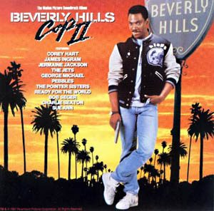 Beverly Hills Cop II original soundtrack