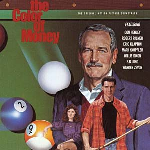 Color of Money original soundtrack