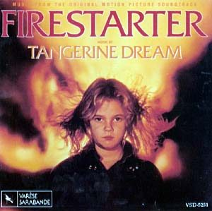 Firestarter original soundtrack