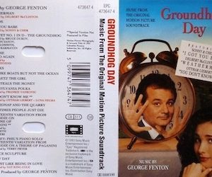 Groundhog Day original soundtrack