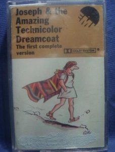 Joseph and the amazing technicolor dreamcoat original soundtrack