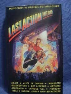 Last Action Hero original soundtrack