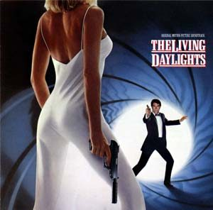 Living Daylights original soundtrack