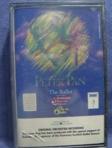 Peter Pan: the ballet original soundtrack