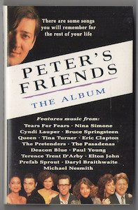 Peter's Friends original soundtrack