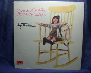 Lily Tomlin: and that's the truth original soundtrack