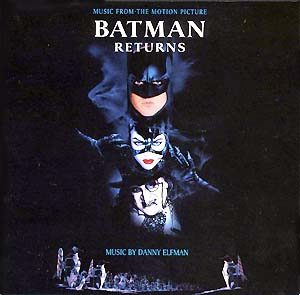 Batman Returns original soundtrack