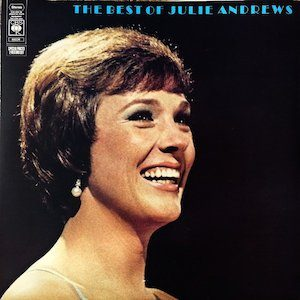 Julie Andrews: best of original soundtrack