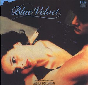 Blue Velvet original soundtrack