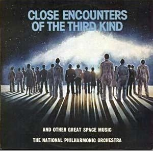 Close Encounters of the third kind and other great space themes original soundtrack