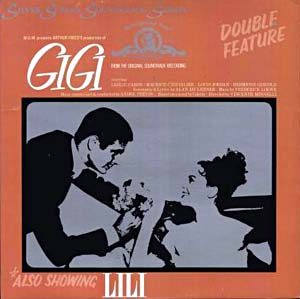 Gigi + Lili original soundtrack