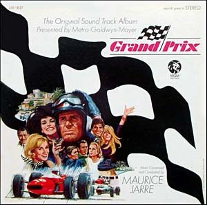 Grand Prix original soundtrack