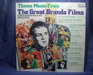 Great Brando Films original soundtrack