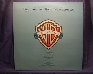 Great Warner Bros. love themes original soundtrack