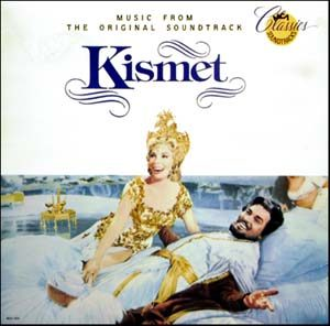 Kismet original soundtrack