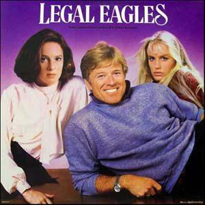 Legal Eagles original soundtrack